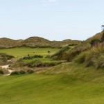 Barnbougle is set on 200 acres of undulating coastal dunes and is the creative genius of famed golf architect Tom Doak and Australia's Michael Clayton. Barnbougle, still only in its youth, continues to gain a reputation as one of the world's top links golf courses. The breathtaking landscape upon which the course has been created mirrors the wild coastal links courses of Scotland and Ireland and as Barnbougle continues to develop with age it looks set to follow in the footsteps of these great courses.